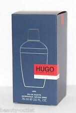 Hugo Boss HUGO DARK BLUE EDT 75ml 2.5oz Eau de Toilette NEW MEN Hombres 2.5 oz