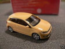 1/87 Herpa VW Polo gelb 2 türig 024235