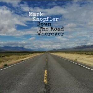 MARK KNOPFLER - DOWN THE ROAD WHEREVER - CD DIGIPACK 16 titres