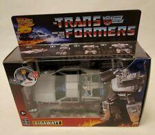 Transformers Back to the Future Delorean Gigawatt Hasbro