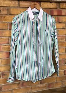 Mens Ralph Lauren Shirt Size L