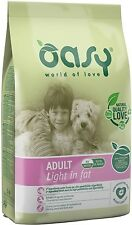 Oasy Dog Adult Light In Fat Pollo 12 kg