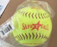 """Offers Considered! 6 Champion Sports Safety Softball St12 SafeTball Official 12"""""""