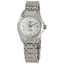 Tissot Ladies PRC100 Silver Dial Watch T008.010.11.031.00