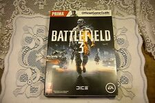 Battlefield 3 Official Game Guide By Prima Games