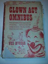 Clown Act Omnibus-Wes McVicar-1960 - YMCA  (B1)