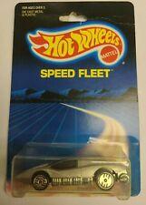 "Hot Wheels - Speed Fleet - SILVER BULLET ""Ultra Hots"" #9535 -1986 -never opened!"
