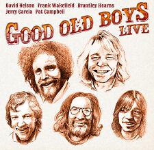 JERRY GARCIA & GOOD OLD BOYS Sealed 2019 LIVE 1975 SANTA CRUZ CONCERT 2 CD SET