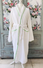 Gorgeous White  Thick Savoy Hotel Dressing Gown Robe One Size Quality