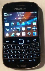 BlackBerry Bold 9900 Black (T-Mobile) Fast Ship Mint Production Test Phone 1