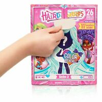 HAIRDORABL Collectible Surprise Dolls and Accessories: Series 2 Styles May Vary