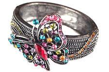Markenlose Modeschmuck-Armbänder im Armreif-Stil aus gemischten Metallen
