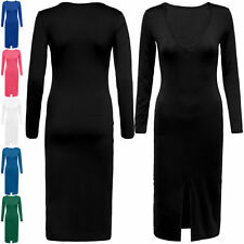 Unbranded Elastane, Spandex Midi Dresses for Women