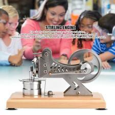 Stirlingmotor Power Generator Model Früher LED Luft Stirlingmotor Set