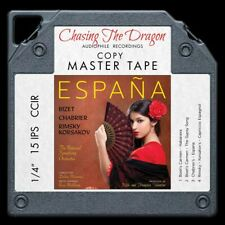 ESPANA - REEL TO REEL TAPE - CHASING THE DRAGON - MASTER TAPE COPY