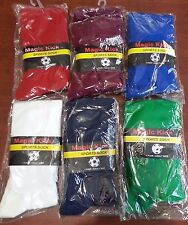 20 Soccer Futbol Softball Baseball Sports Socks Adult Size Chivas America Xolos