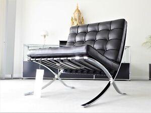 Knoll International Barcelona Chair Relax Version Mies v.d. Rohe, NEU