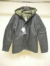 NEW Spiewak Black Caviar Recycled Down Empire Systems Parka Jacket $625