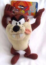 "Tazmanian Devil Taz Looney Tunes Mighty Star 10"" Stuffed Toy Warner Bros-New!!"