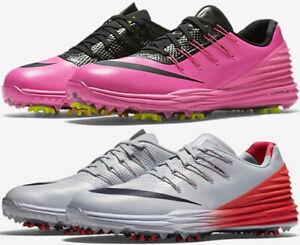 NWOB Nike Women's Lunarlon Lunar Control 4 Golf Shoes Cleats