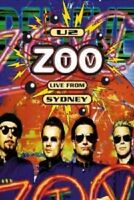 U2 'ZOO TV' DVD NEW+!