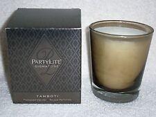 Partylite Signature Collection -- Tamboti Perfumed Jar -- RETIRED