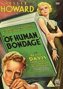 OF HUMAN BONDAGE - DVD **NEW SEALED** FREE POST**