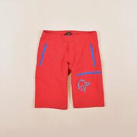 Norrona Junge Kinder Shorts Hose Freizeithose Gr.152 /29 Flex1 Rot 86766
