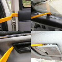 Auto Car Radio Door Clip Panel Trim Dash Audio Removal Installer 4pcs Pry Tool