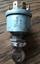 New listing Lucas Ignition Switch Used, Fits 70's Triumph and other British Motorcycles