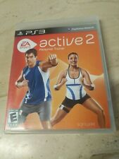 EA Sports Active 2 Personal Trainer PlayStation 3 PS3