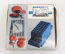 Vintage LEGO 4 Wheel Drive Motor Building Toy Set - T03