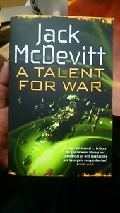 A Talent for War By Jack McDevitt, 2013 Paperback AU Stock 🇦🇺 Free Shipping