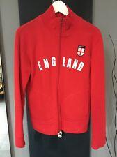 FCUK Sweater ENGLAND - Größe S (XS) Top Zustand! Wie Neu - Zipper Jacke