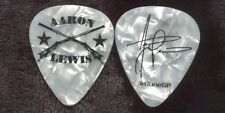 AARON LEWIS 2013 The Road Tour Guitar Pick!! custom concert stage Pick STAIND #3
