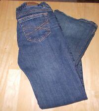 Aeropostale Womens Junior Jeans Denim Hailey 1/2 Long