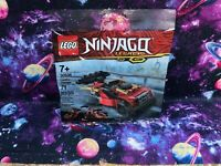 Lego Ninjago Legacy 30536 71pcs Combo Charger Lego Sets Building Blocks Toys New