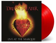 DREAM THEATER - LIVE AT THE MARQUEE (LIMITED RED VINYL) VINYL LP NEUF
