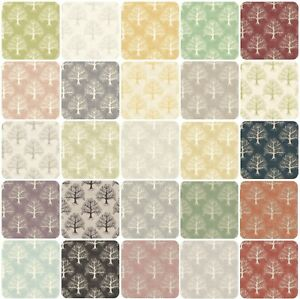 SMD / Iliv Great Oak Tree Printed Upholstery Curtain Fabric Material 140cm wide