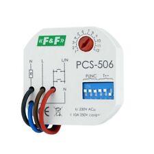 Relais mit 8-Funktionen Zeitrelais Multifunktionsrelais F&F PCS-506 5380