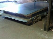 Galvanised Sheet 2500 x1250 1mm thick (8x4) Cutting/Folding service