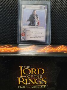Lord of the Rings CCG TCG LOTR Aragorn, Captain of Gondor 0P23