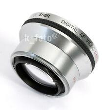 Video-Vorsatzobjektiv 0.45X für Lomographie * Conversion lens