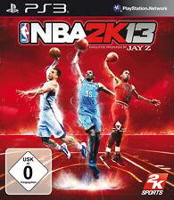 Nba 2k13 (Sony PlayStation 3, ps3, 2012) nuevo