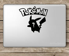 Pokemon V3 Decal Sticker Skin Macbook Pro Air Laptop 11 12 13 15 17 inch S-F238