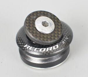 "Campagnolo Record Hiddenset Hidden Headset 1 1/8"" w/ Carbon Top Cap"