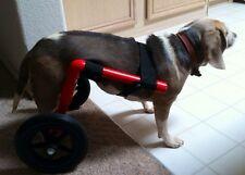 New Custom Doggie Wheelchairs/ Light Weight 35-50