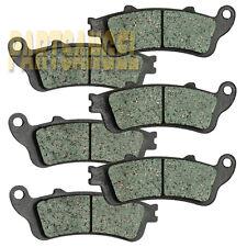 F+R Kevlar Carbon Brake Pads 1996-2002 1997 1998 1999 2000 2001 Honda ST 1100 A