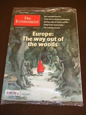 THE ECONOMIST (BNIP) - EUROPE THE WAY OUT OF THE WOODS - Feb 18 2012