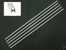 5 X Plastruct H columnas 9.5 Mm X 9,5 mm X 375 Mm (hfs-12)